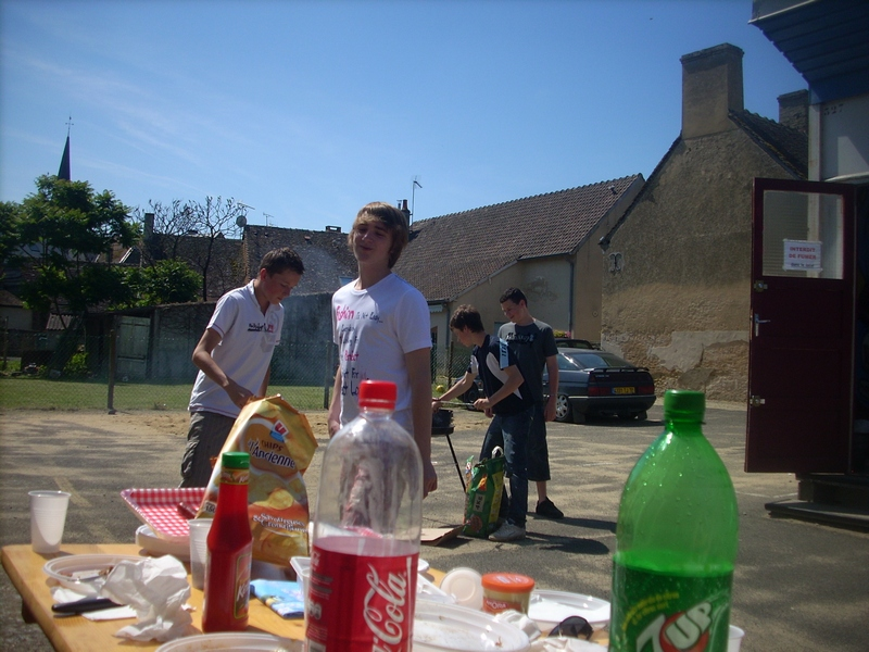 Barbecue Local Jeunes
