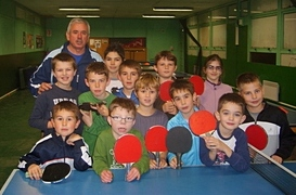 PHOTO TENNIS DE TABLE